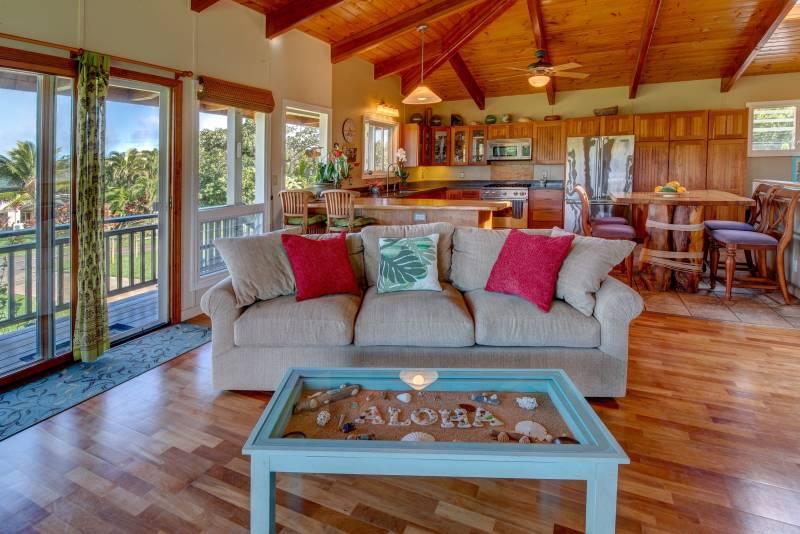 4921 Wailapa #A Living Room