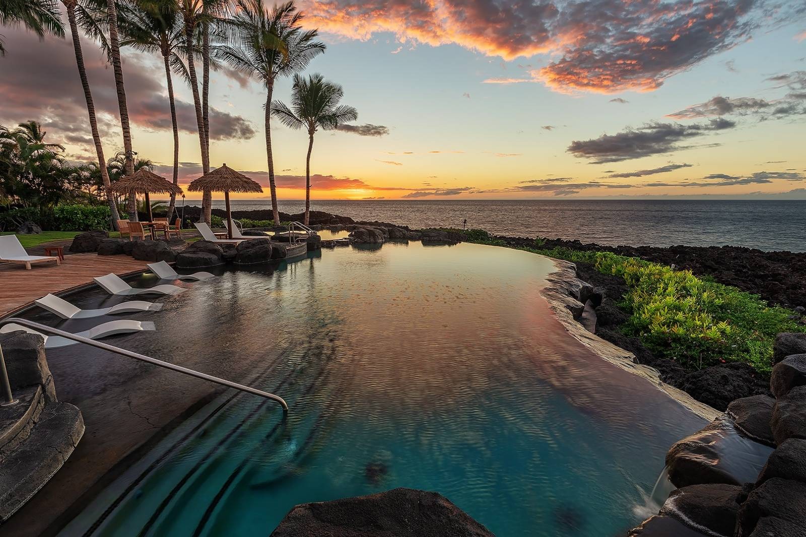 My GoTo Luxury Spas on the Big Islands KonaKohala Coast