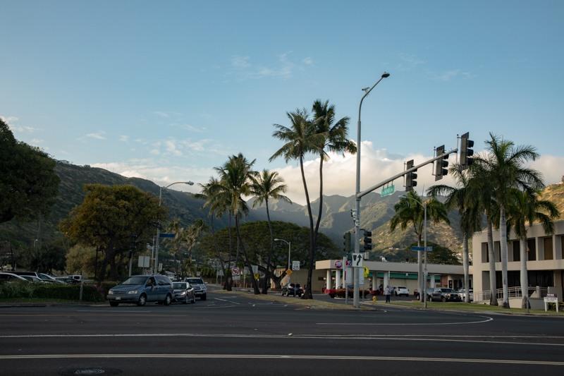 W Hind Street of Aina Haina