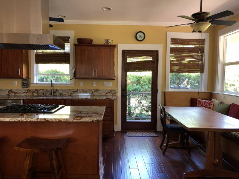 new house kitchen