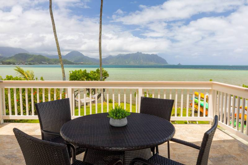 Kaneohe Ocean View Home