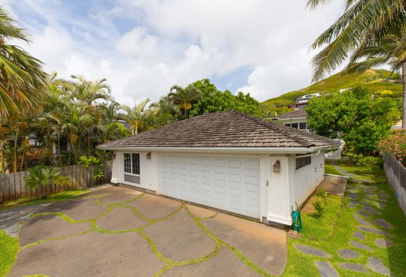 Kailua Home on Oahu