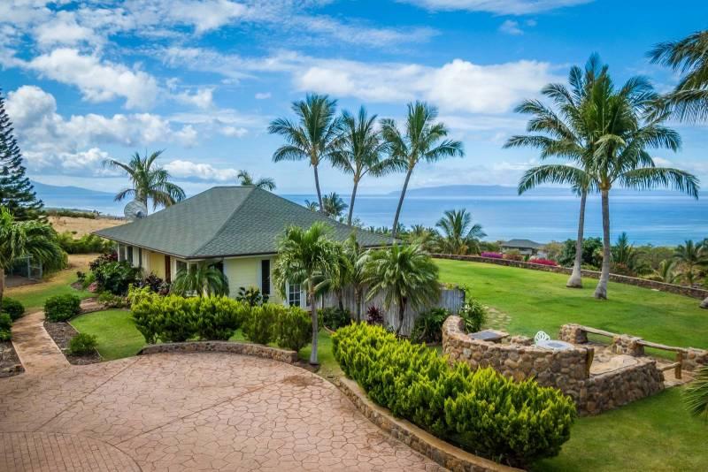 Olowalu, Maui home