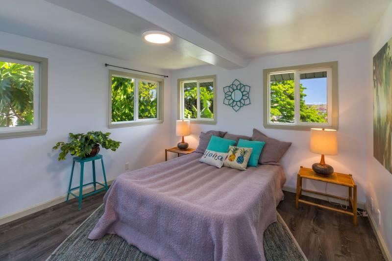 Pacific Heights Bedroom