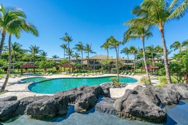Fairways at Mauna Lani pool