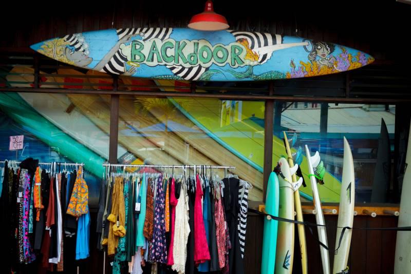 Hanalei Backdoor Surf Shop