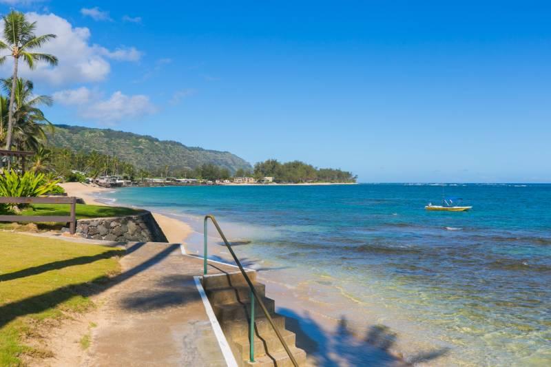 Mokuleia Beach Colony Provides A