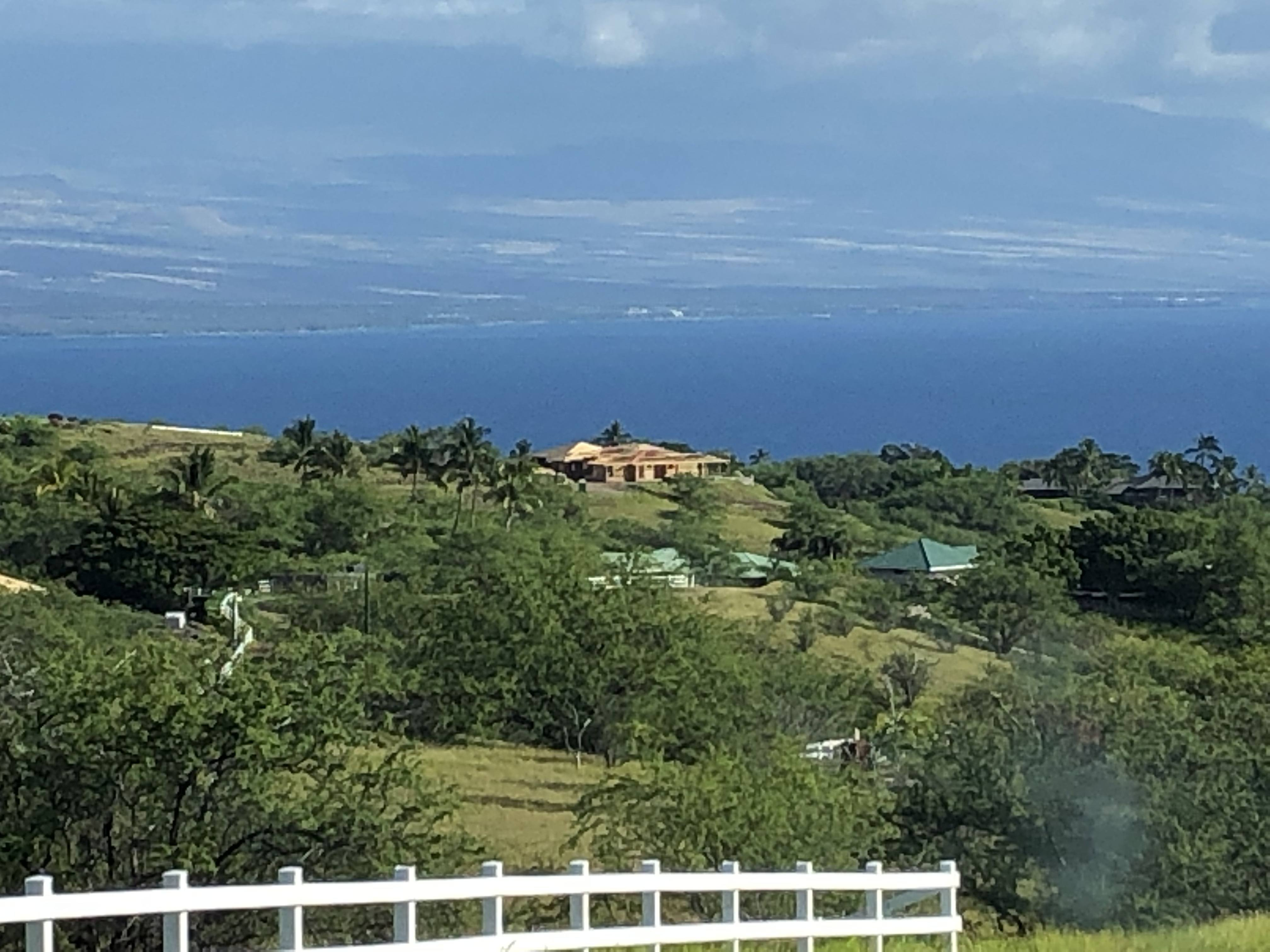 View from Kohala Ranch home