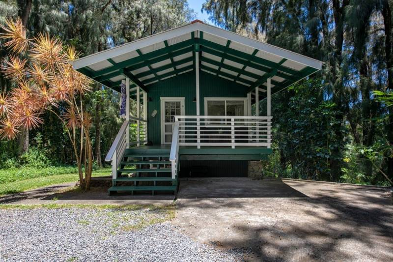 Guest cottage on Hawi property for sale