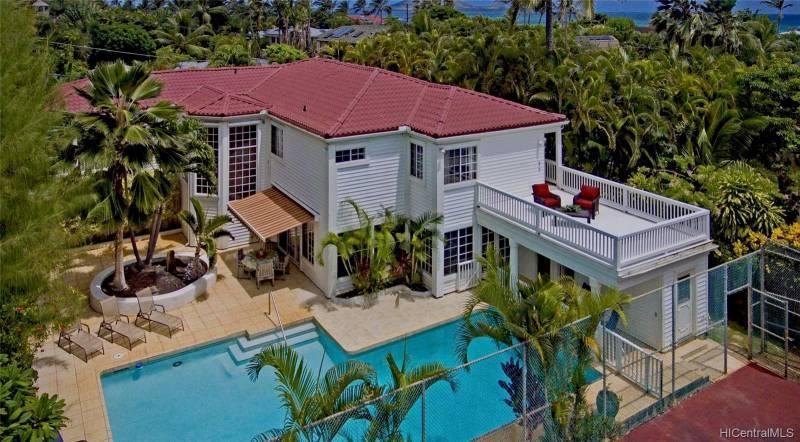 123 Kaelepulu Drive Kailua Oahu Open House Hawaii Real