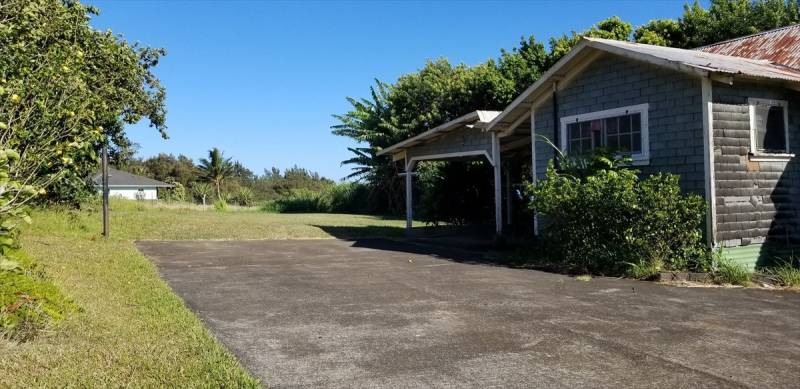 Original condition on great lot