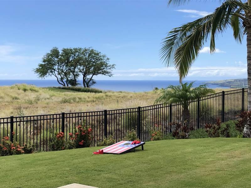 View from Wailulaula 424
