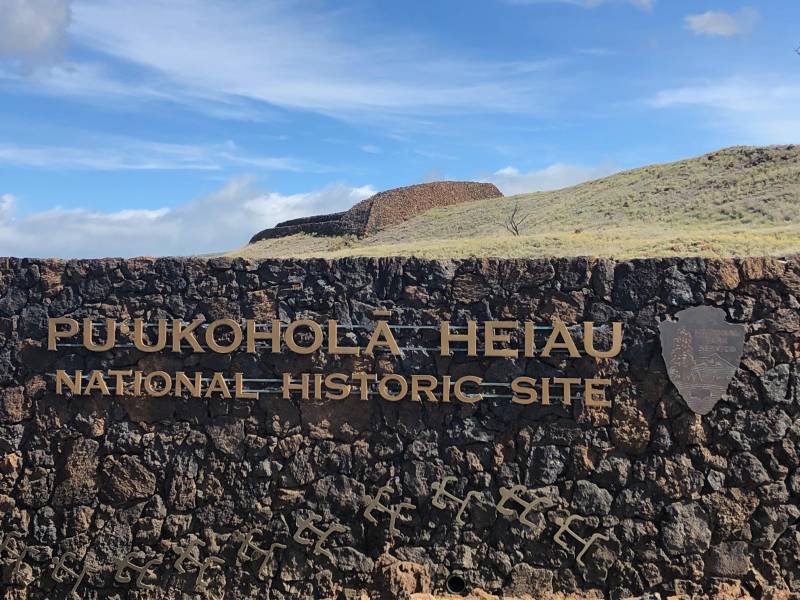 Puu Kohola National Historic Site