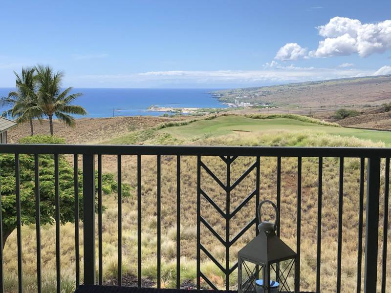 Waiʻulaʻula condo view