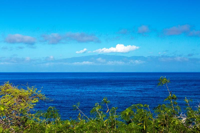 North Kohala Ocean Maui Views