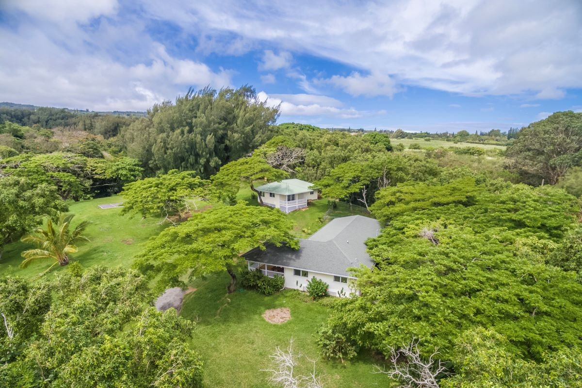 Soares Road home and acreage for sale in Hawi