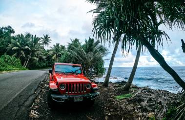 jeep wrangler big island hawaii