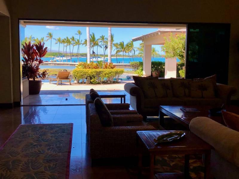Kolea beachfront home Lot 3