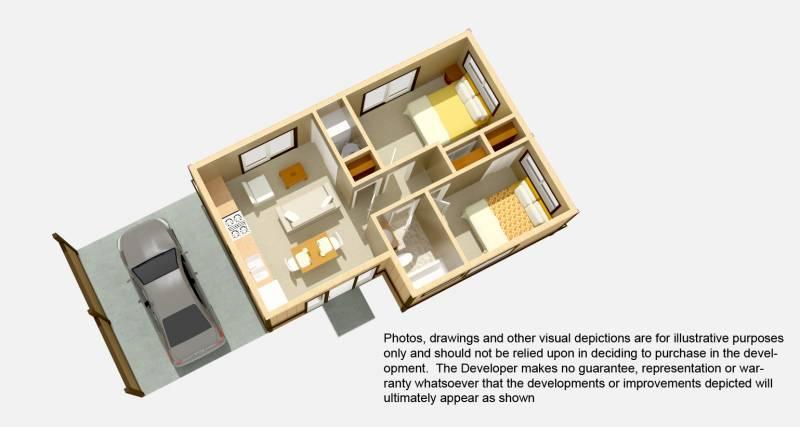 Cottage Floor Plan 2