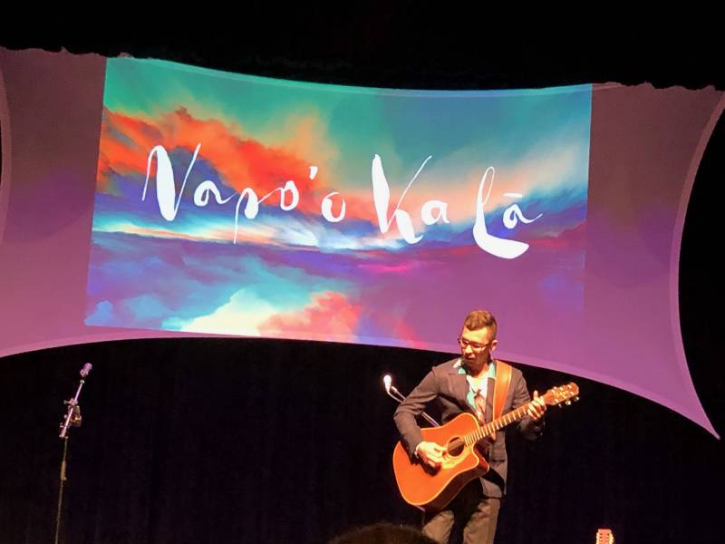 Makana at Kahilu Theatre 2020