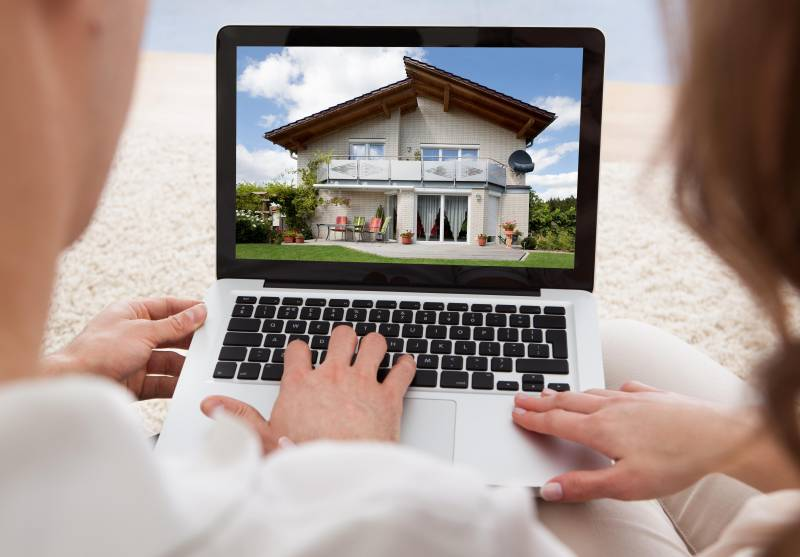 buying a home online without seeing it in person