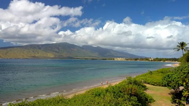 North Kihei Beach