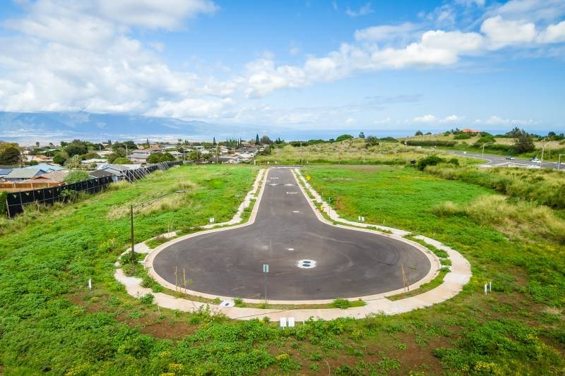 New Maui Upcountry Subdivision