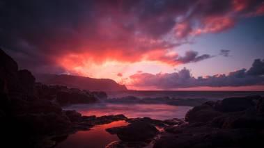 Sunset - Bali Hai