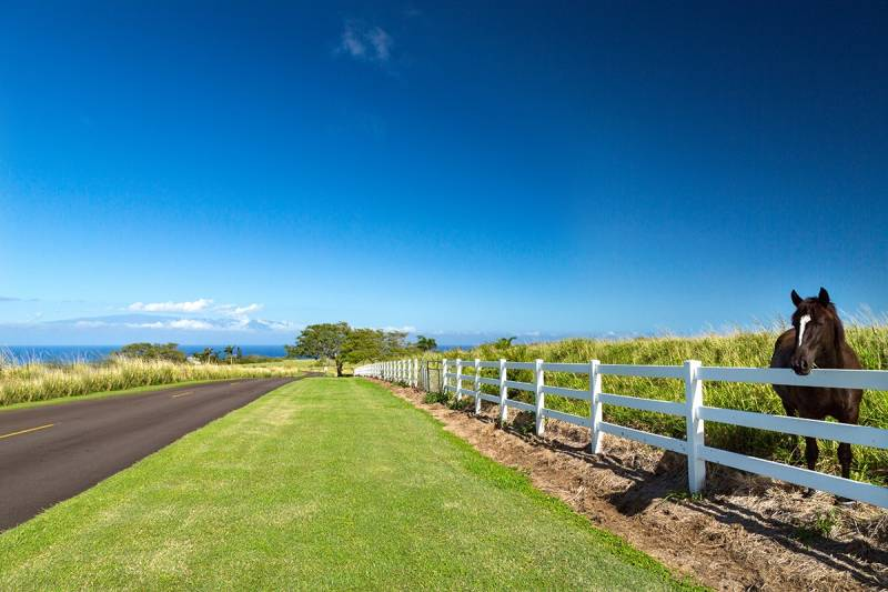 Puakea Bay Ranch is an equestrian community