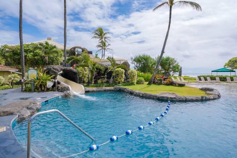 Kauai Beach Resort Pool