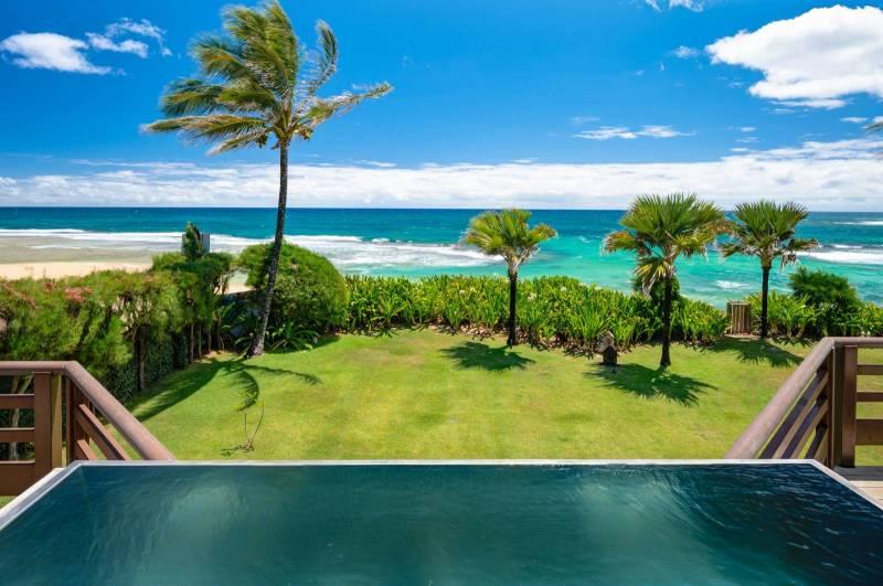 Ocean View Infinity Spa