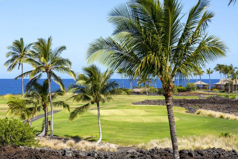 Resort Condo with Golf and Ocean View