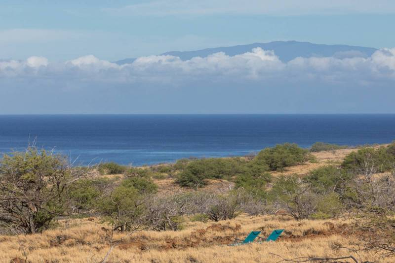 Maui view vacant land for sale