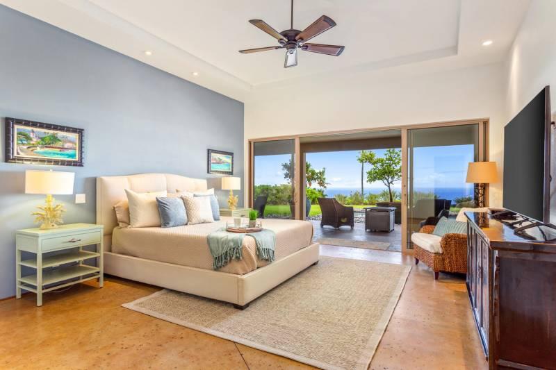 bedroom 76-6336 Kilohana Street, Kailua Kona