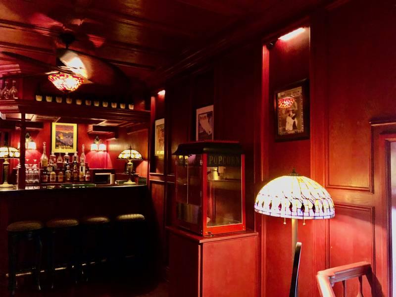 Pub at Ohia Park Estate