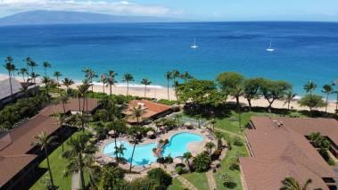 oceanview pool at maui kaanapali villas