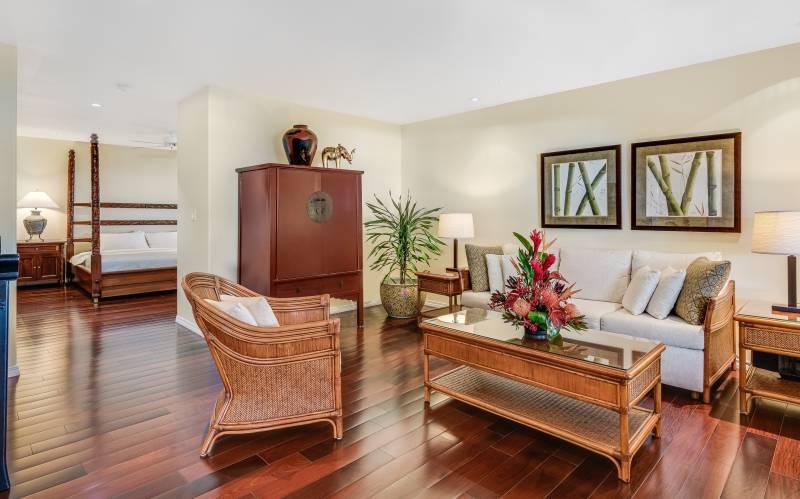 Ohia Park Estates-guest suite
