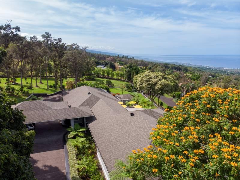 Ohia Park Estates - Aerial Grounds