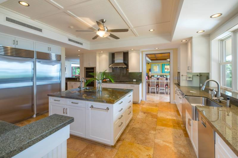 upgraded kitchen portlock oahu