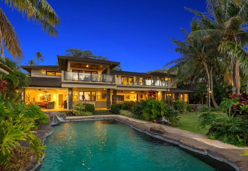 luxury portlock oahu home