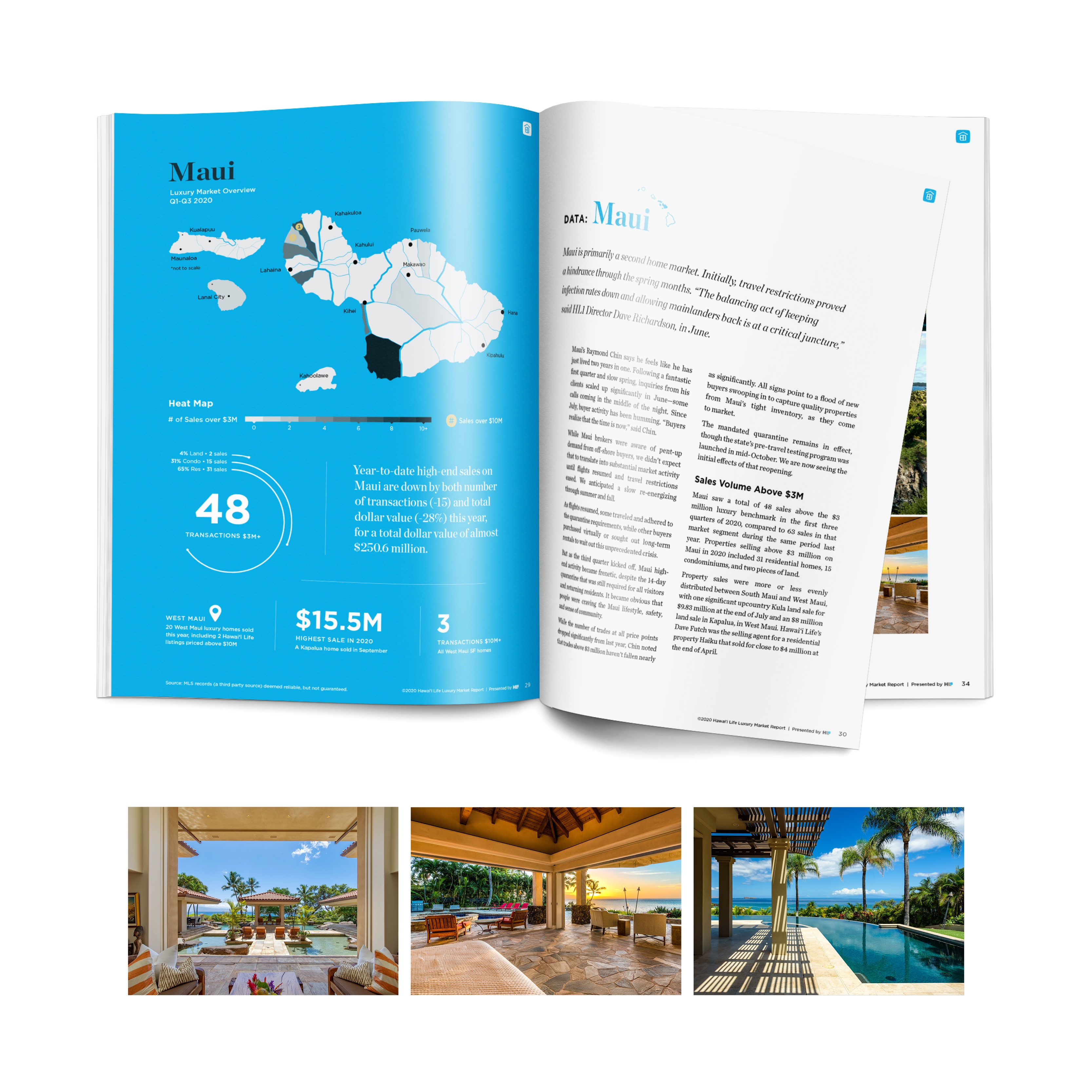 hawaii life luxury market report