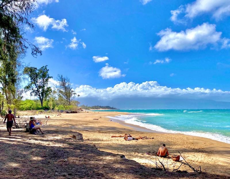 baldwin beach maui hawaii
