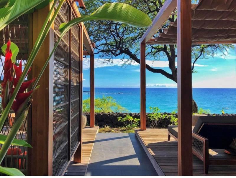 mauna kea resort ocean view