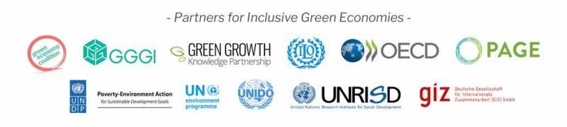 partners for inclusive green economies