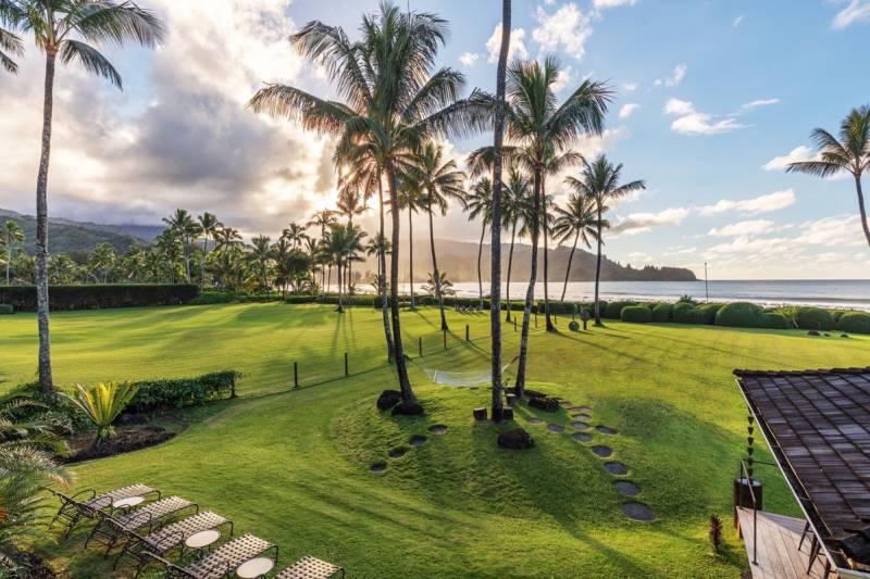 Hanalei Beachfront kauai