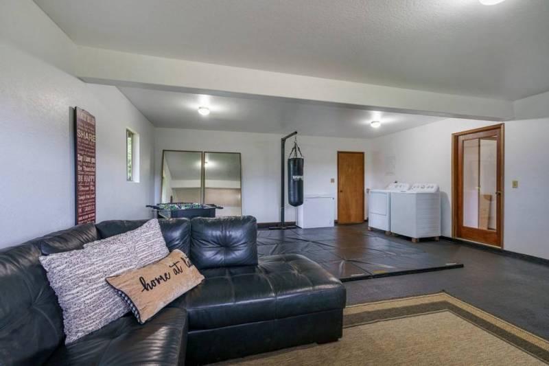 living room in kapaa condo kauai