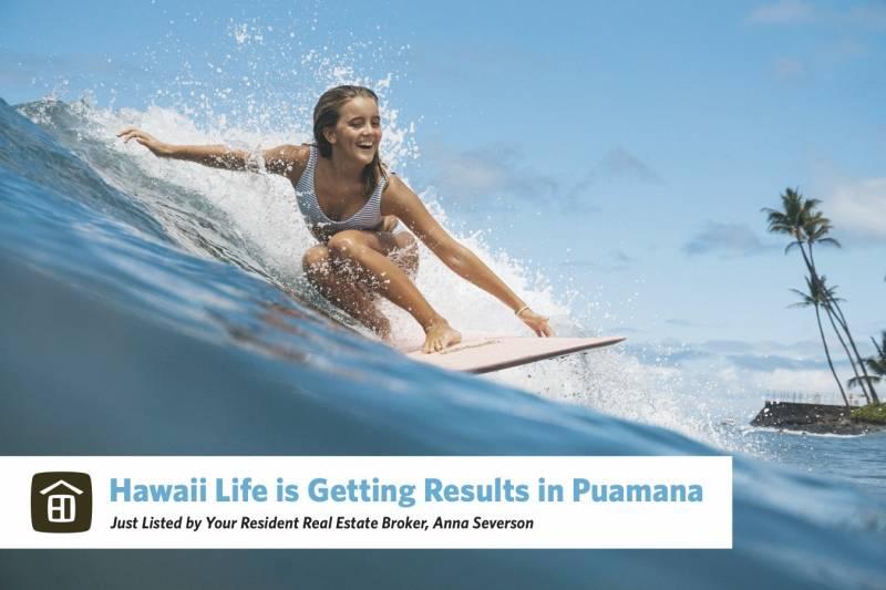 hawaii life puamana anna severson