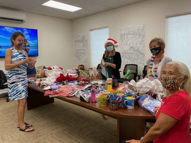 kauai real estate agents volunteer for charity