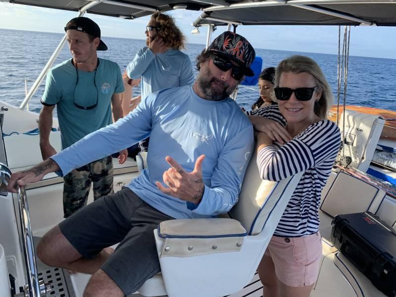 sailing in waikiki oahu