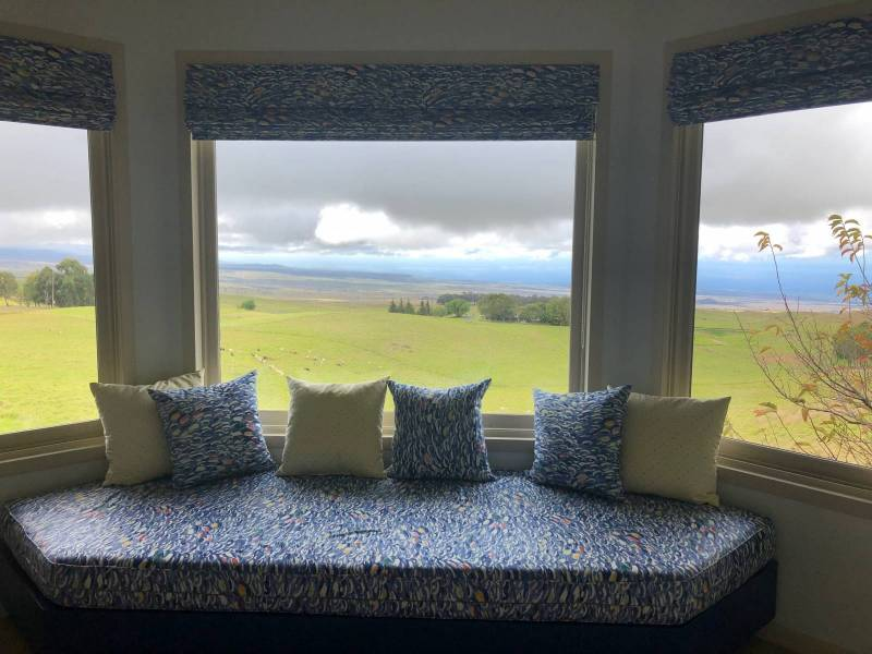 Ocean View from Waikii Ranch Home for Sale